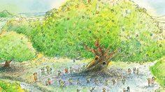 หนังสืออ่านฟรี! ต้นไม้ของพระราชา
