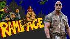 RAMPAGE เกมทุบตึกรุ่นเก๋า กลายเป็นหนังแล้ว นำแสดงโดย The Rock!