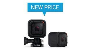 ลดอย่างโหด! GoPro 4 Session ลดราคาเกือบ 4,000 บาท มีโปรปลอบใจ สำหรับคนซื้อก่อน!