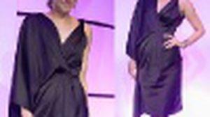 แป้ง อรจิรา คอมพลีทลุคแพง เรียบๆ ในชุดจากแบรนด์ Asava