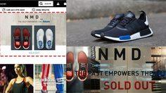 หมดแล้วจ้า!! Adidas NMD ว่างขายวันแรก Sold Out ทั้งประเทศ