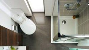 ห้องน้ำขนาดเล็ก ตกแต่งอย่างไรให้ออกมาสวย
