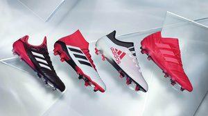 adidas Football เปิดตัวรองเท้าคอลเลคชั่นใหม่ Cold Blooded Pack ต้อนรับฤดูกาลปี 2018