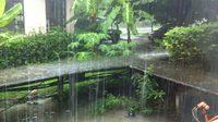 กทม. ยังมีฝนตกต่อเนื่องร้อยละ 80 ของพื้นที่