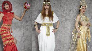 ประชันกันสุดฤทธิ์ Miss International Queen 2016 ปล่อยชุดประจำชาติ มาฟาดกันสนุก