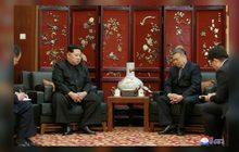 ผู้นำเกาหลีเหนือเยี่ยมผู้ประสบภัยจีนจากอุบัติเหตุรถคว่ำ