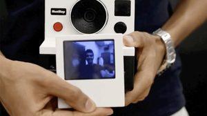 สุดยอด!! Next Step Camera กล้องถ่ายภาพ เคลื่อนไหว แบบ GIF ที่ปริ้นภาพออกมาได้