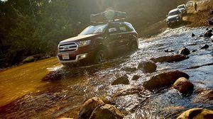 สะบายดี ลาวใต้!! Ford Everest จัดทริป ตะลุยออฟโรด ต้องมนต์ชมธรรมชาติ