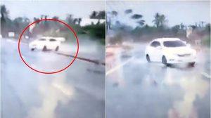 แจงแล้ว! อุบัติเหตุที่สุราษฎร์ธานี เป็นการขับรถด้วยความประมาท