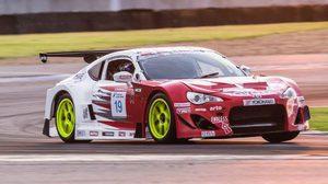 """""""Toyota ทีมไทยแลนด์"""" ส่งท้ายฤดูกาลอย่างยิ่งใหญ่ กับแชมป์ประจำปี Super Car GTM  ในศึก Thailand Super Series 2017"""
