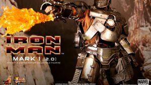 HOT TOYS ย้อนรอยปล่อย Iron Man: Mark I เวอร์ชั่น (2.0) อีกครั้งไฉไลกว่าเดิม