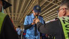 ป.ป.ส. – ขนส่งฯ จัดกิจกรรมสงกรานต์กลับบ้านปลอดภัยไร้ยาเสพติด
