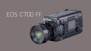 Canon เปิดตัว EOS C700 FF กล้องวิดีโอรุ่นใหม่ เซ็นเซอร์ฟูลเฟรม ถ่ายวิดีโอ 4K