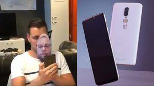 ระบบ Face Unlock บน OnePlus 6 โดนหลอกด้วยรูปถ่าย