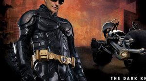 The Dark Knight Rises Motorcycle Suit อยากเป็นแบทแมนไม่ยาก!!