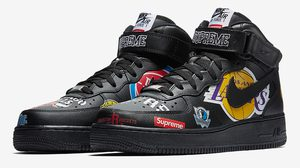 Supreme x Nike Air Force 1 Mid พร้อมแล้วที่จะมาเรียกเงินจากกระเป๋าของคุณ