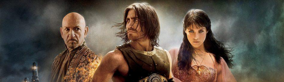 Prince Of Persia : The Sands Of Time เจ้าชายแห่งเปอร์เซีย : มหาสงครามทะเลทรายแห่งกาลเวลา