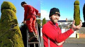ไอเดียการเปลี่ยนต้นไม้หน้าบ้านของคุณให้เป็นที่สนใจจาก Chris Bishop