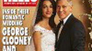 ชวนดู ชุดแต่งงาน เจ้าสาวคนสวยของ จอร์จ คลูนี่ย์ !