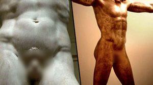 ตามศิลปะรูปปั้นในสมัยก่อนเผยว่า ผู้ชาย เจ้าโลกเล็ก ถือว่ามีความฉลาด มีสมอง