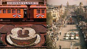 ความฝันวัยเด็ก!! ย้อนวันวานกับสวนสนุก Disneyland ที่เปิดตัวครั้งแรกในปี 1955