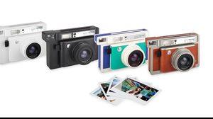 Lomo ปล่อยกล้องตัวใหม่ instant wide camera