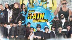 """แปลกแหวกแนว! """"วิ่งเต้น Rain Running"""" งานวิ่งฝ่าสายฝนครั้งแรกในประเทศไทย!!"""