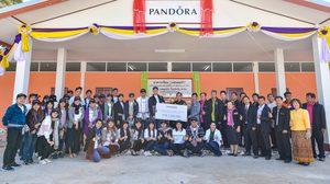'แพนดอร่า' แบรนด์เครื่องประดับระดับโลกเดินหน้าสนับสนุนโอกาสการศึกษาปีที่ 12