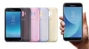 หลุด Samsung Galaxy J2 2018 โผล่บนเว็บไซต์ Samsung ของรัซเซีย