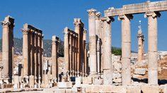 เมืองโรมันโบราณ เจราช อีกหนึ่งหน้าประวัติศาสตร์แห่ง จอร์แดน
