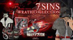 "Infestation Thailand Championship 2017 ประเดิมรางวัลแรกของปี ""Seven Sins Wrath Collection"""