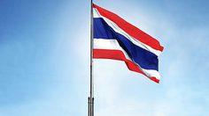จุดเริ่มต้นการเข้าแถว เคารพธงชาติ ตอนแปดโมงเช้า