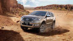 มาแน่นอน! Ford Everest ตัวใหม่ล่าสุด เตรียมพร้อมเปิดตัวที่ไทยในเดือนกรกฎาคม