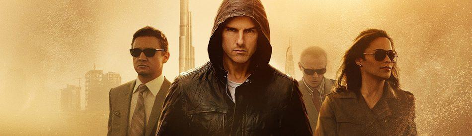 5 อันดับฉากปังทะลุจอที่ต้องดูใน Mission Impossible: Ghost Protocol