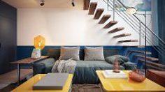 ว้าว!! ไอเดียแต่ง ห้องนอนสีเหลือง เจ๋งๆ
