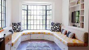 รวมไอเดียตัวอย่างตกแต่ง มุมนั่งเล่นริมหน้าต่าง ให้สวยชิค