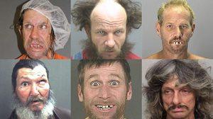 น่ากลัวไปนะ!! กลับมาอีกครั้งกับภาพ Mugshots แปลกๆ ของเหล่าผู้ต้องหาในอเมริกา