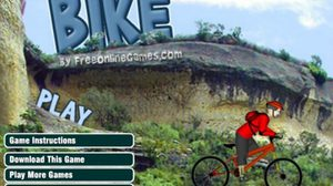 เกมส์รถจักรยานวิบากไต่เขา Mountain Bike