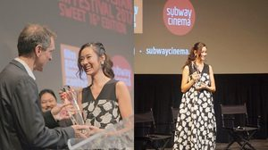 สุดยอด! สาวออกแบบ คว้าใจกรรมการรับรางวัลที่นิวยอร์ก
