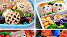 เบนโต กับลูกเล่นน่ารัก น่าทาน ของอาหารในกล่อง