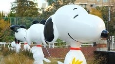 โบกมือลา พิพิธภัณฑ์สนูปี้ กรุงโตเกียว ชมนิทรรศการสุดท้าย 'Friendship In Peanuts'