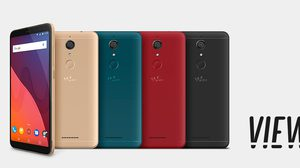Wiko ส่ง View Series สมาร์ทโฟนเรือธงใหม่ สู้ศึกสมาร์ทโฟน ตั้งเป้า 1 ล้านเครื่องในสิ้นปี!