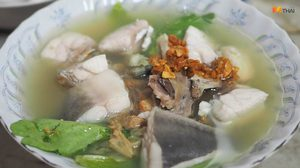 เซี่ยงกี่ข้าวต้มปลา ร้านข้าวต้ม 90 ปี ตำนานยังมีชีวิต ที่สุดในเยาวราช