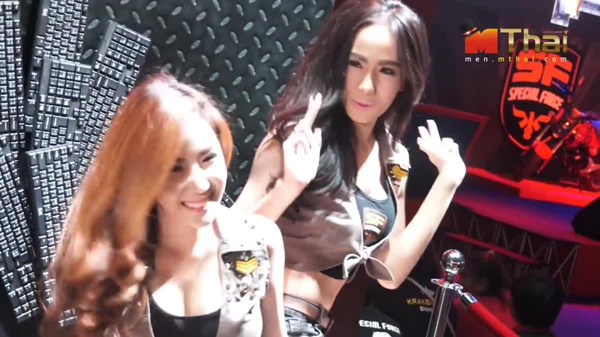 Pretty Ladies Thailand Game Show 2014