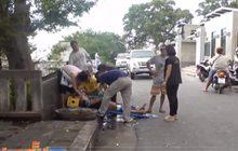 นักท่องเที่ยวแย่งลูกลิง ถูกฝูงลิงรุมกัด