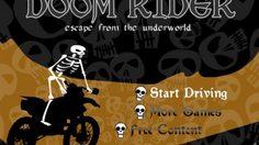 เกมส์ผีขับรถแข่ง Doom Rider