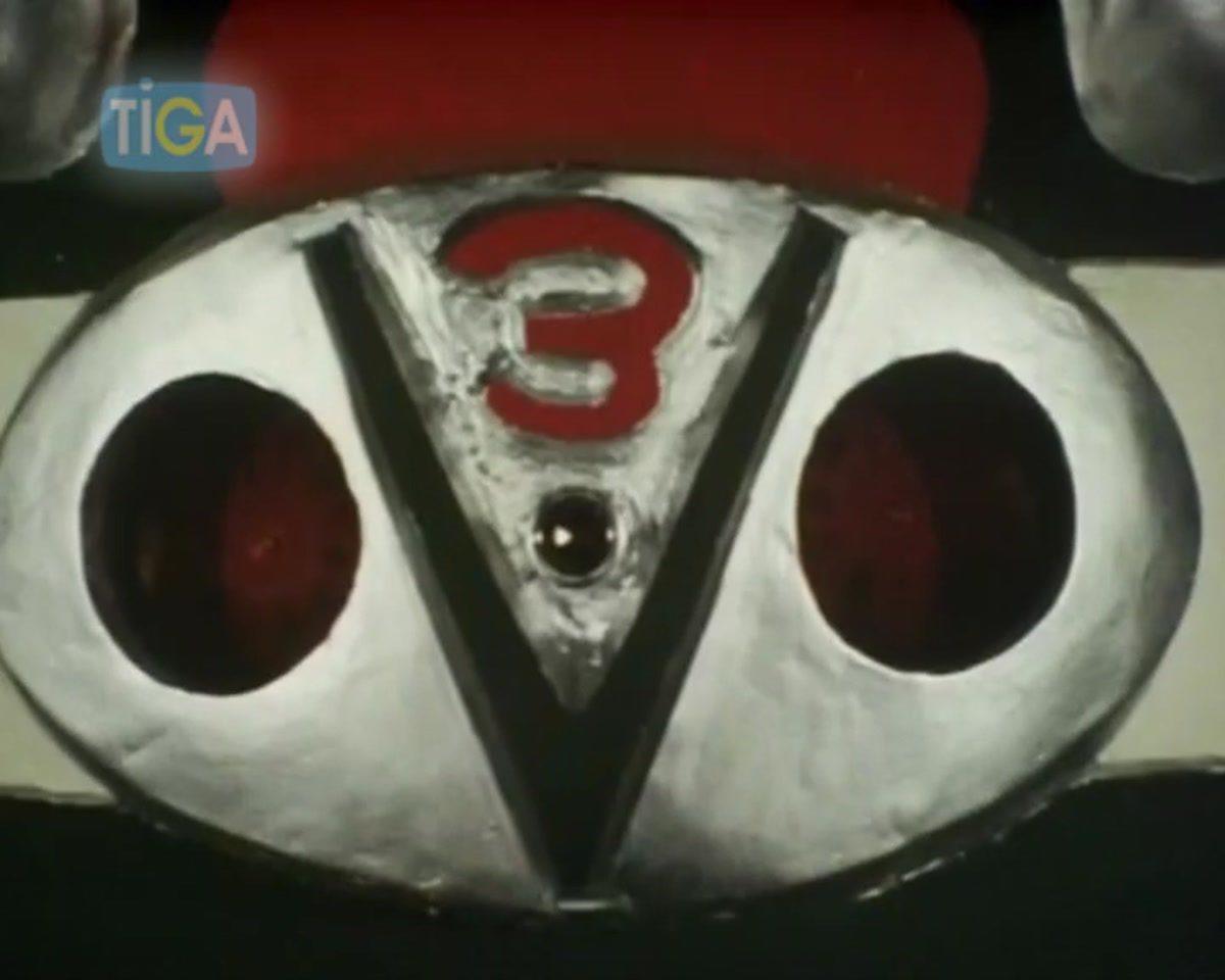 Masked Rider V3 ตอนที่ 3-3