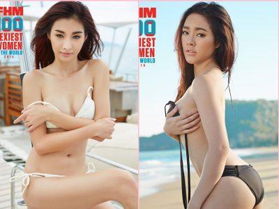 FHM 100 Sexiest Women In The World 2015 ค้นหาความเซ็กซี่ที่สุดแห่งปี