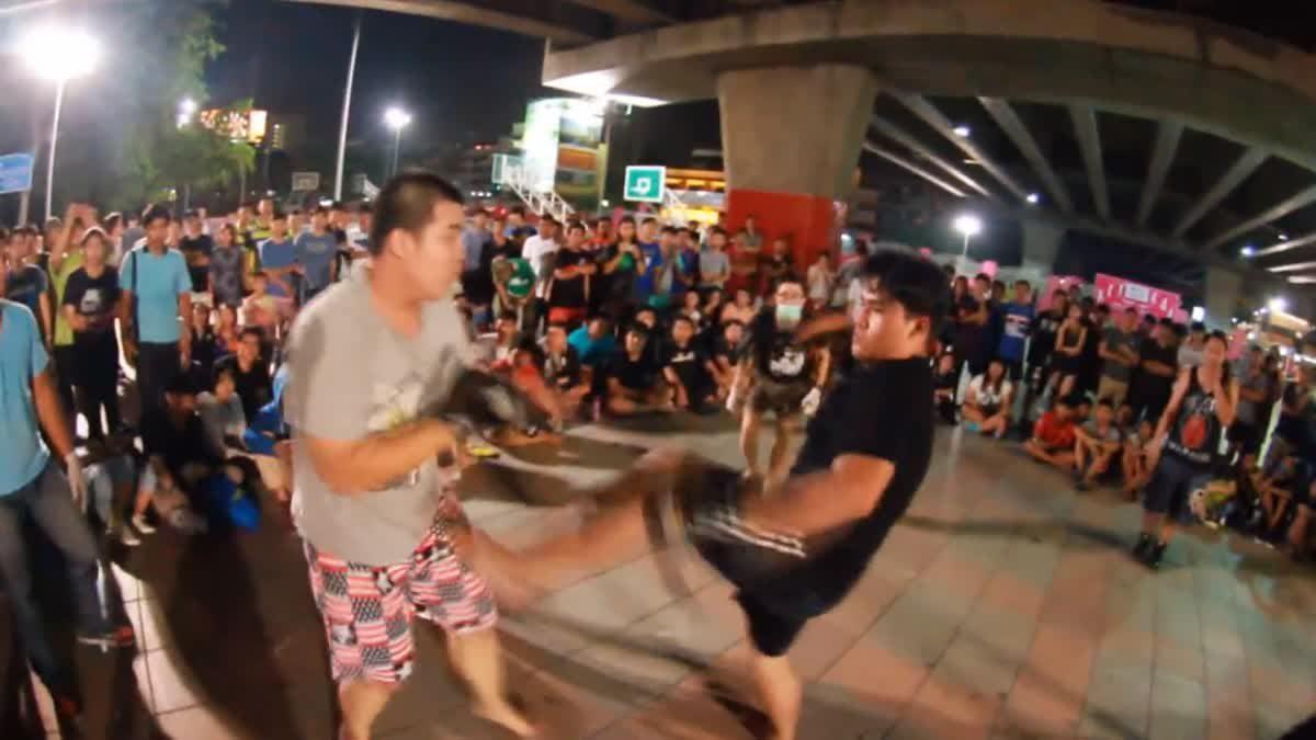 Fight Club Thailand เปอร์ x ป่าน คู่ที่ 79