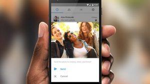 Facebook กำลังทดสอบ Photo Magic  ระบบจดจำใบหน้าใน Messenger